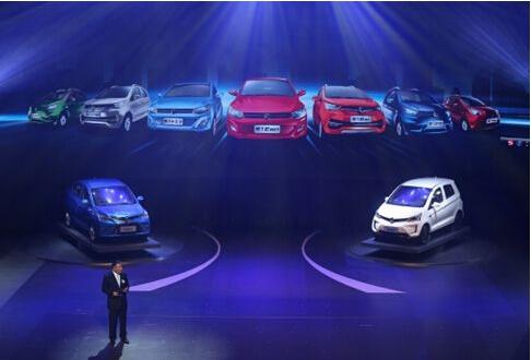 业龙头再发力,雷丁驱动中国电动汽车产业全面升级高清图片