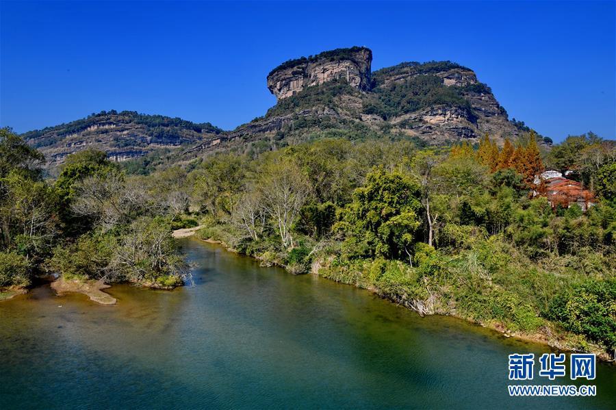 (环境)(2)福建武夷山:世界遗产 绿水青山